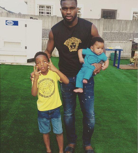 joseph-yobo-and-kids