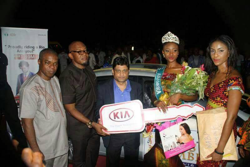 Ex-Miss Anambra, Chidinma Okeke, Gets Her Car Back Signs Undertaking Not To  Grant Interviews. - YabaLeftOnline