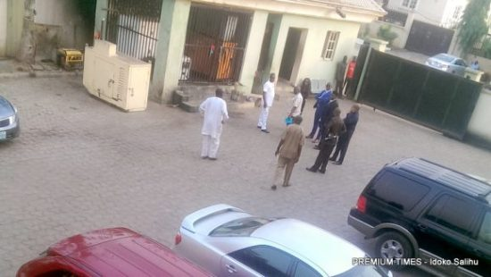 Police at premium times