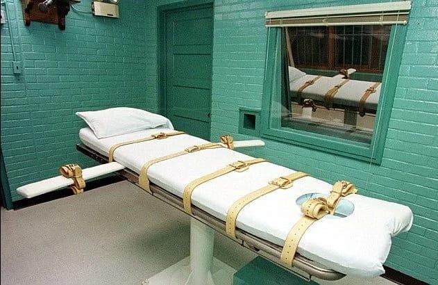 Terry Edwards Death row1