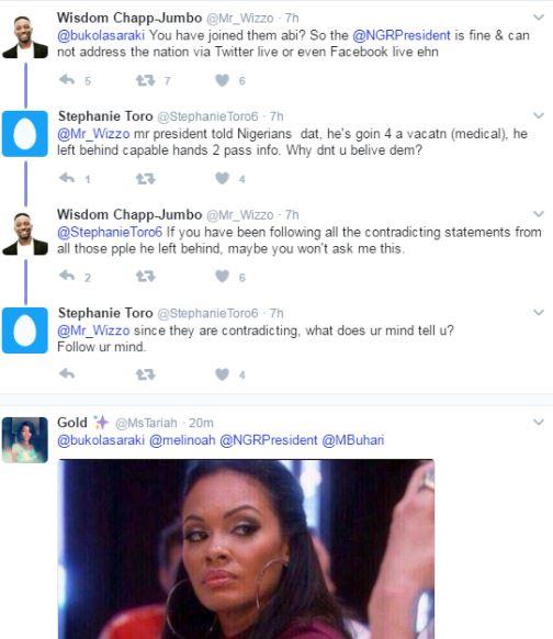 Bukola Tweet About Buhari1