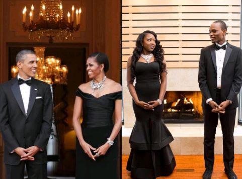 Daniel Taiwo Obama theme