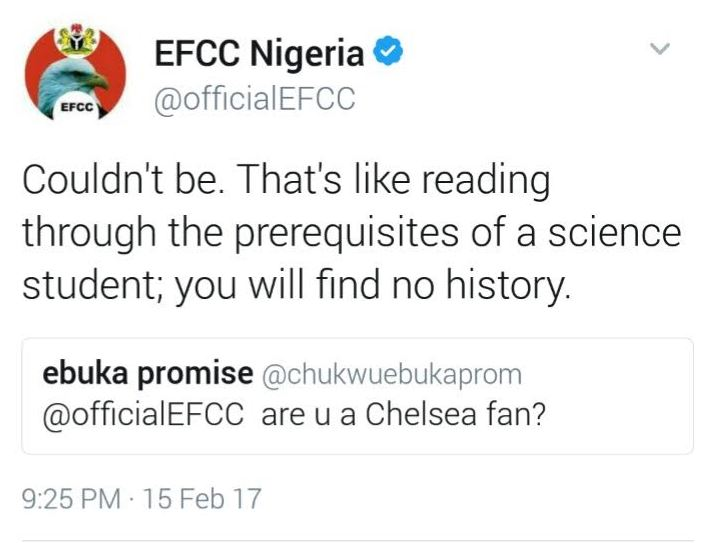 EFCC chelsea