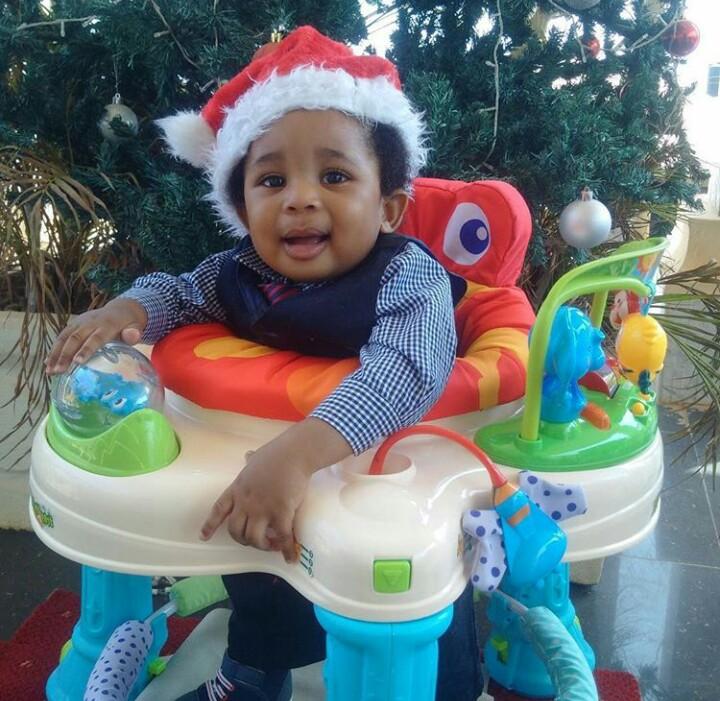 Kenneth Okonkwo son