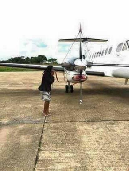 Nkisu buys private jet