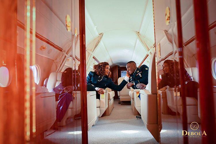 pilot pre wedding