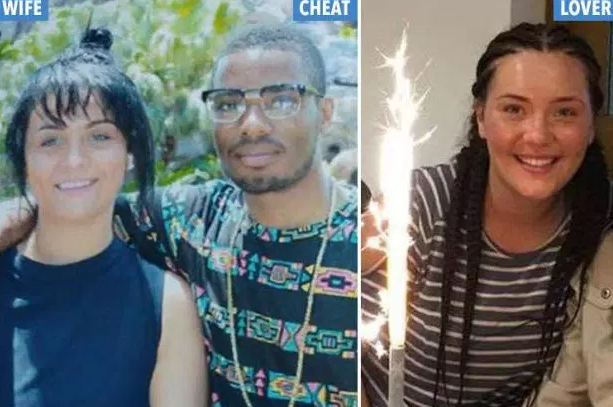 Cheating husband dies