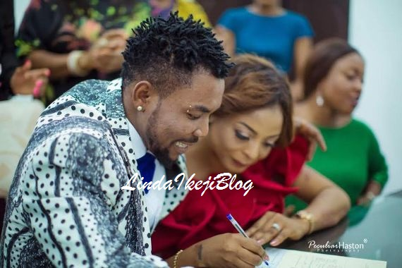 Oritsefemi wedding