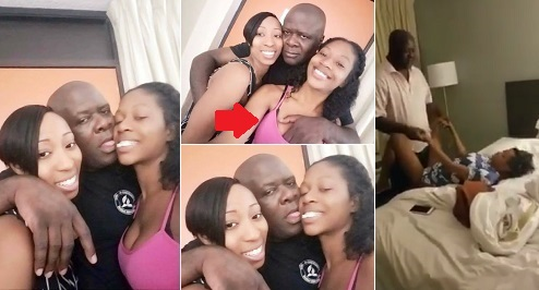 Pastor caught having sex with female church members