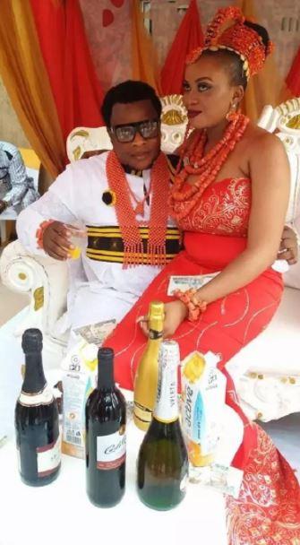 Port Harcourt Pastor marries third wife