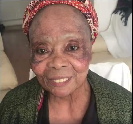 89 year old grandmum