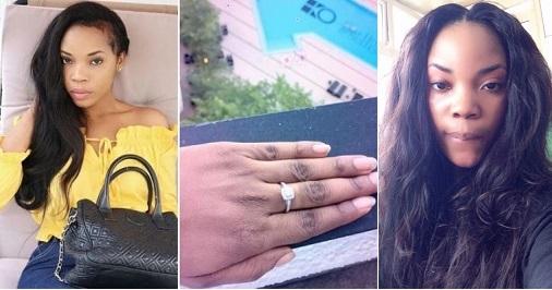 Benita Ikeji Engaged