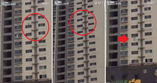 16 year old boy jumps off 30 storey building