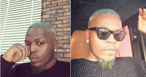 olamide new hairstyle, Badoo crisis