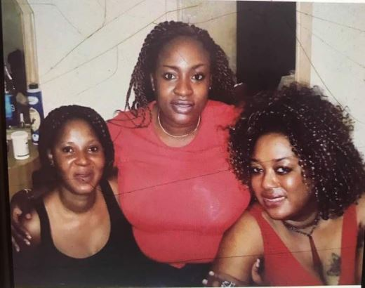 Foluke Daramole Shares Throwback Photo