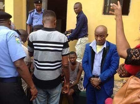 Abia Police Arrest Pastor
