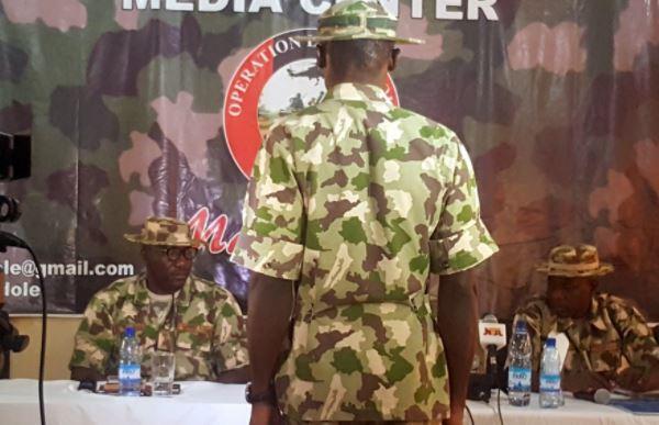 Soldier Sentenced