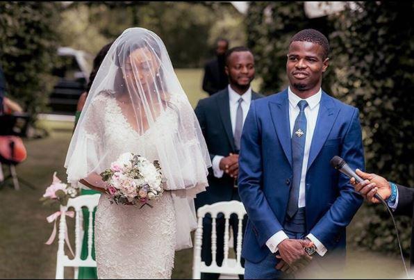 elderson echiejile marries girlfriend