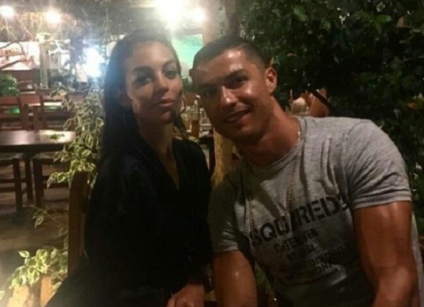 cristiano ronaldo confirms georgina rodriguez pregnant