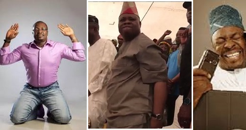 alibaba reacts senator adeleke