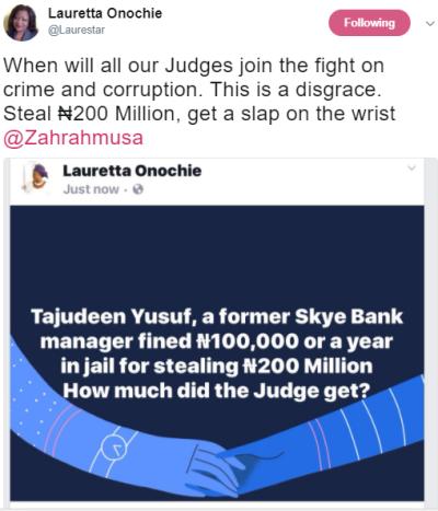 buhari's aide reacts