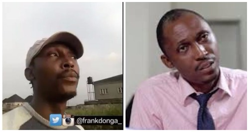 comedy skits of frank donga