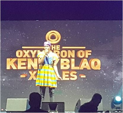 Oxymoron Of Kenny Blaq: Korede Bello, Efe, Others Thrilled Kenny Blaq's Event