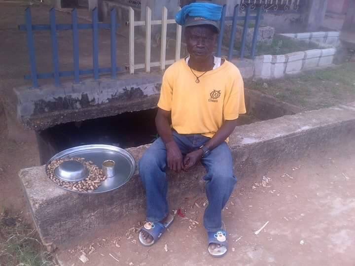 46-year-old Civil Servant Hawks Groundnut To Survive In ...