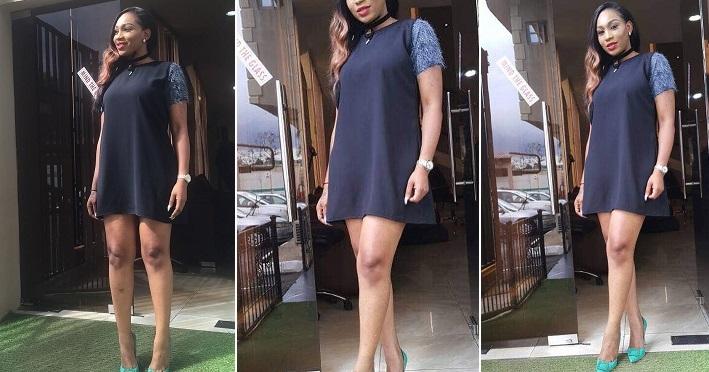 Ebube Nwagbo Bleaching