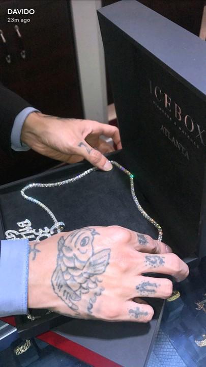 Davido Spends One Million Dollars