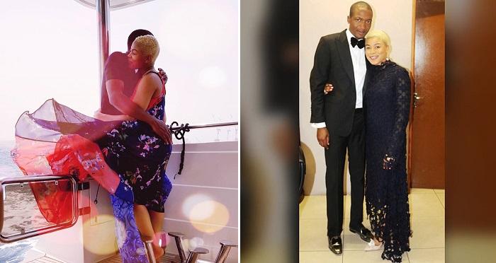Zimbabwean Pastor, Pastor Uebert Angel Holds Wife's Butt ...  Zimbabwean Past...