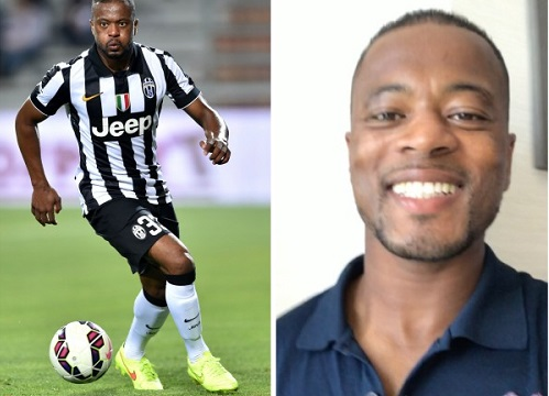 patrice evra sings 2face's african queen