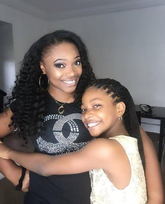 Beautiful Nigerian Mother Shares