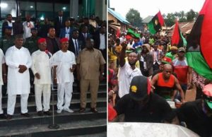 Southeast Governors bans IPOB activities