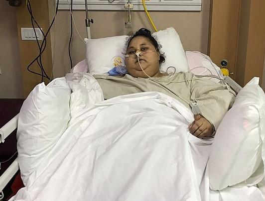 world's heaviest woman dead