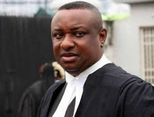 festus keyamo reacts viral fight video