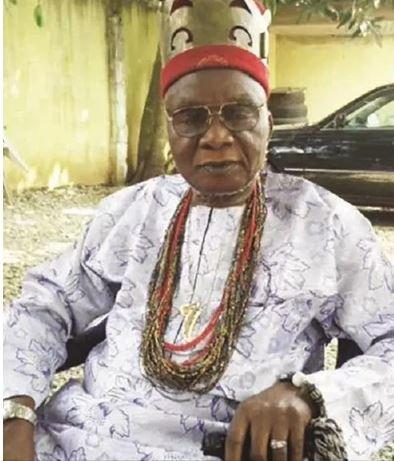 Dethrone Nnamdi Kanu's Father