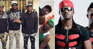 psquare verbally attack lawyer's office