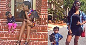 Sophia Momodu shares adorable photos