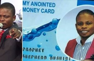flamboyant malawian pastor releases customized atm cards