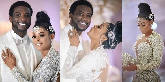 Gucci Mane's New Wife, Keyshia Ka'oir Allegedly Has Three ...