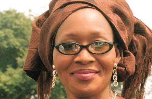 Kemi Olunloyo Sends Message