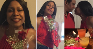 Regina Askia Shares Rare Photos