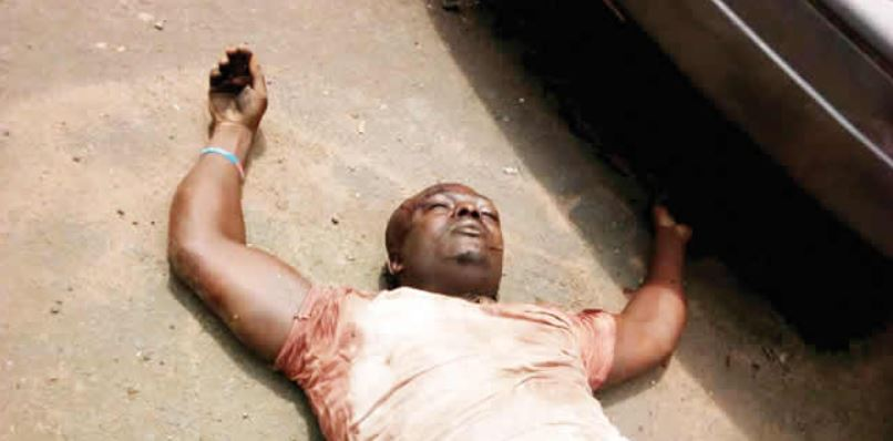 police kill wanted imo armed robber