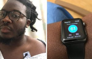 Man Says Apple Watch App Helped Detect Blood Clot