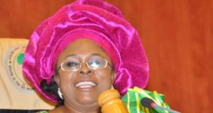 Former First Lady Patience Jonathan