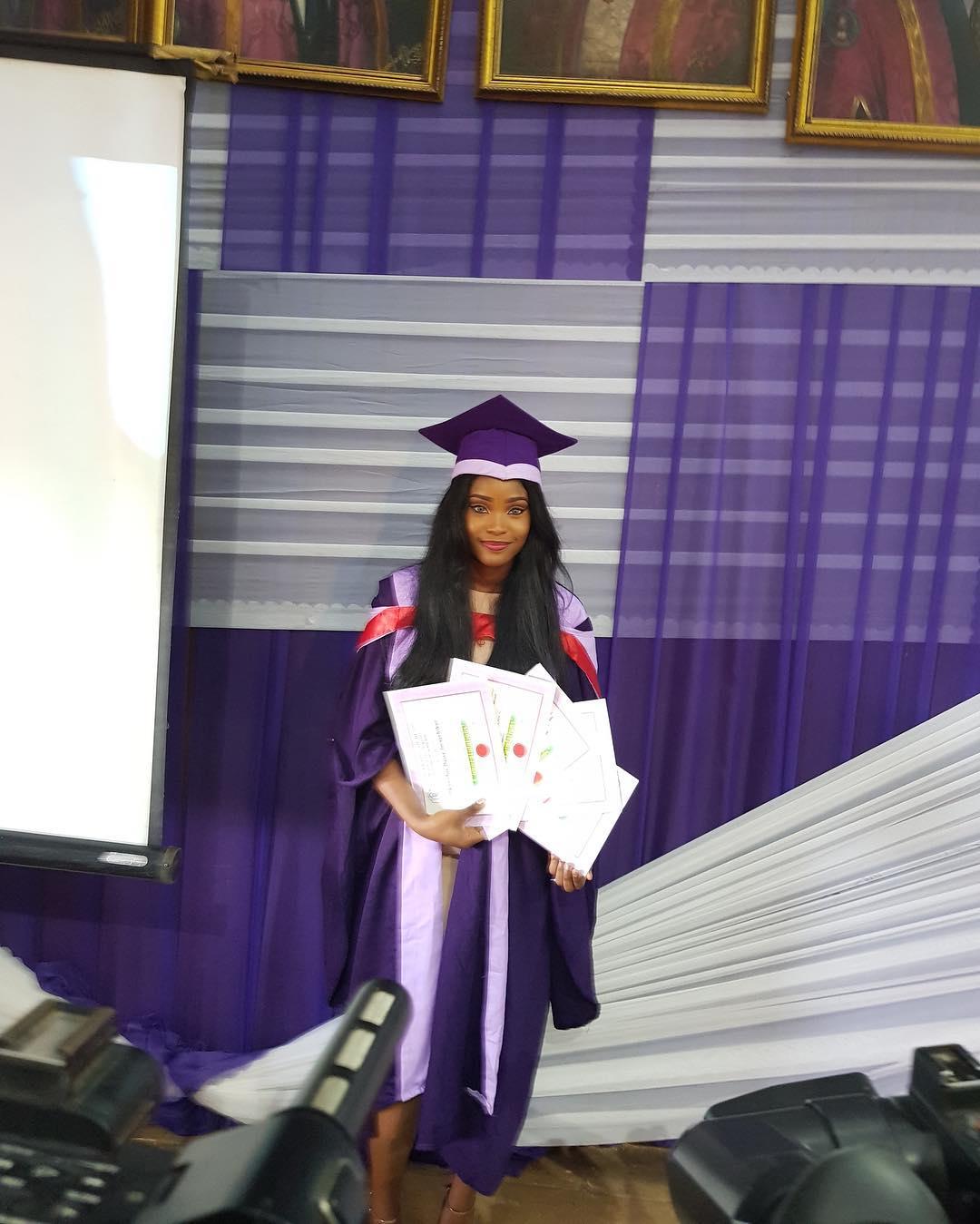 Uniben medical graduate, Daisy Okonofua