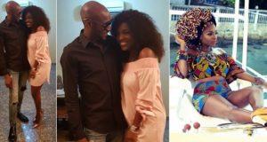 2face celebrates wife