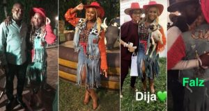 Billionaire Dangote surprises DJ Cuppy