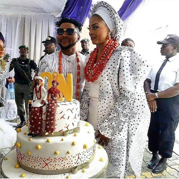 ON2017 Wedding Cake